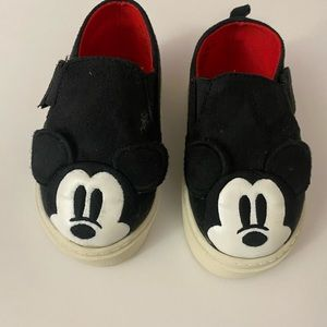 Disney Baby Mickey Shoes